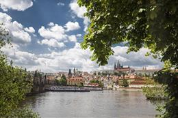 Prague Castle & Canal River Boat Tour - preview image