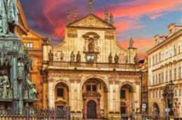 Classical Music in famous Prague´s churches - preview image